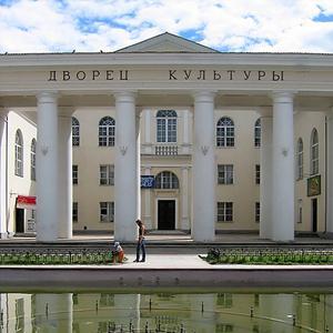 Дворцы и дома культуры Частых