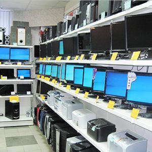 Компьютерные магазины Частых