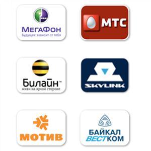 Операторы сотовой связи Частых