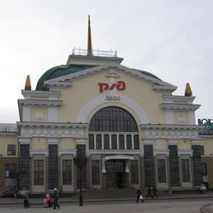 Железнодорожные вокзалы Частых